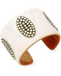 Danni Sterling Silver & Quartz Ring - Multicolour