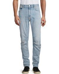 Hudson Jeans Men's Workwear Bow-leg Jeans - Dest Lay - Size 30 - Blue
