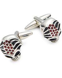 Saks Fifth Avenue 14k White Gold, Tanzanite & Diamond Solitaire Ring - Multicolour