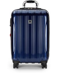 "Delsey - 21"" Expandable Hard-shell Spinner Carry-on - Lyst"