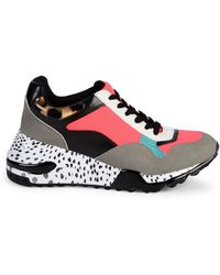 Steve Madden Redel Chunky Trainers - Multicolour