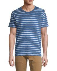 Madewell Allday Striped T-shirt - Blue
