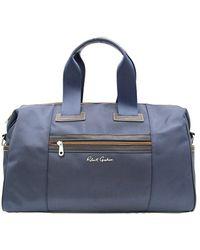 Robert Graham Men's Leclerc Weekender Bag - Navy - Blue