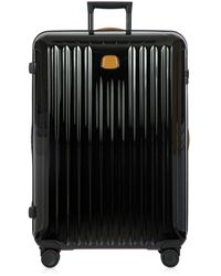 "Bric's Men's Capri 32"" Spinner Luggage - Matte Black - Multicolour"