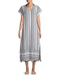 Tommy Bahama Yarn-dyed Cotton Coverup - Multicolour