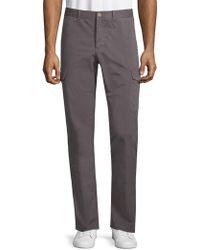 Tommy Bahama Montana Cargo Trousers - Grey
