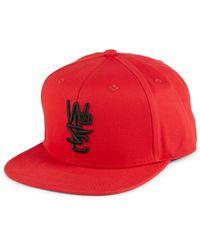 Wesc Men's Logo Ball Cap - Black