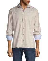 Bertigo Regular-fit Long-sleeve Shirt - Multicolour