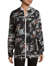 We Are Handsome - Animal-inspired Hooded Zipper Jacket - Lyst