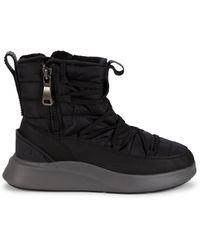 Pajar Women's Exian Faux Fur-lined Waterproof Boots - Black - Size 39 (8-8.5)