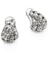 Saks Fifth Avenue 14k White Gold & Diamond Pendant Necklace - Multicolour