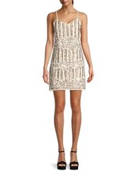 Raga Women's Mystic Sleeveless Dress - Eggshell - Size Xs - White