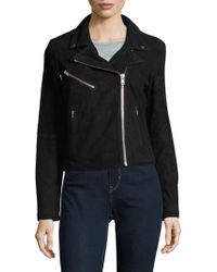VEDA - Wright Suede Jacket - Lyst