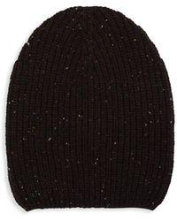 UGG Cardi Stitch Hat - Black