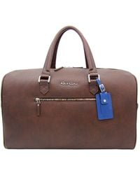 Robert Graham Blanchard Weekender Bag - Brown