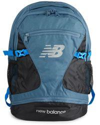 New Balance Men's Champs Backpack - Orion - Blue