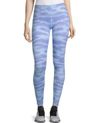 Just Live - Power Through Leggings - Lyst