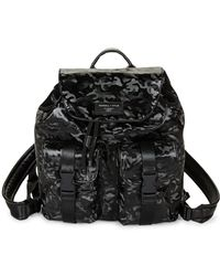 Kendall + Kylie - Camo Printed Backpack - Lyst