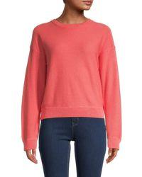 Vince - Women's Knit Pullover - Watermelon - Size S - Lyst
