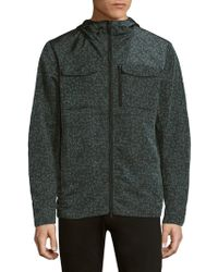1cf5a3f87 Jonah Hood Nickel-print Jacket - Green