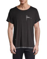 Siki Im Stealth Tech Shirt - Black