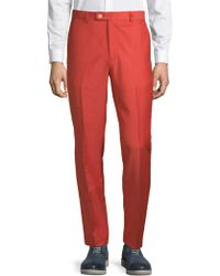 Paisley and Gray - Ashton Slim-fit Trousers - Lyst