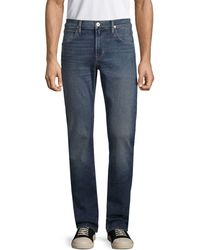 Hudson Jeans Straight-fit Jeans - Blue