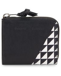 Proenza Schouler - Small Leather Zip Wallet - Lyst
