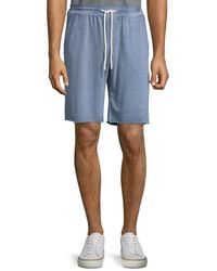 Threads For Thought - Men's Burnout Shorts - Black - Size Xl - Lyst