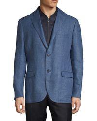 Corneliani - Classic Textured Sportcoat - Lyst