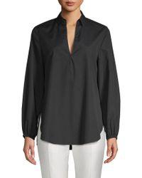 Vince - Classic Cotton Shirt - Lyst
