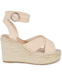 Dolce Vita - Salla Braided Wedge Sandals - Lyst
