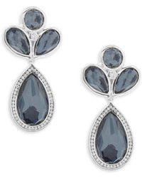 Ippolita - Lollipop Multi-stone And Sterling Silver Drop Earrings - Lyst