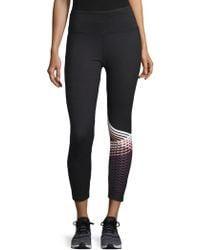 Balance Collection - Kendall Mid-calf Leggings - Lyst