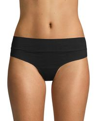 Ava & Aiden Wide Band Thongs - Multicolor