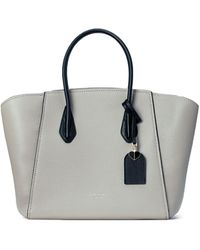 Kate Spade Large Grace Leather Satchel - Multicolour