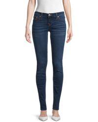 True Religion Stella Skinny Jeans - Blue