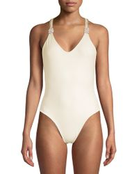 Tularosa - One-piece Dorthy Swimsuit - Lyst