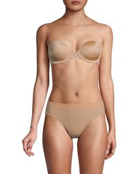 DKNY Modern Lace Strapless Bra - Multicolour