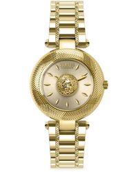 Versus Brick Lane Stainless Steel Bracelet Watch - Metallic
