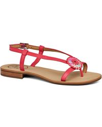 Jack Rogers - Mollie Thong Style Sandals - Lyst