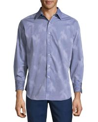 Robert Graham - Plainfield Classic Fit Button-down Shirt - Lyst