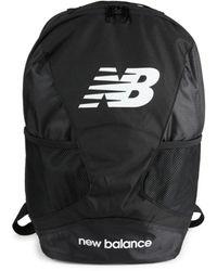 New Balance Men's Players Backpack - Black