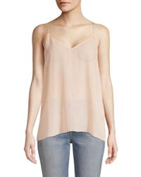 Dorothee Schumacher Sweet Nothings Silk Camisole - Multicolor