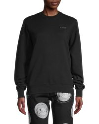 Kirin Logo Sweatshirt - Black