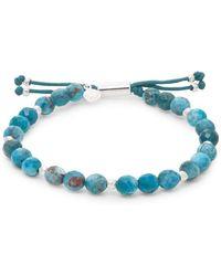 Gorjana - Power Apatite Bracelet - Lyst