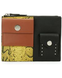 3.1 Phillip Lim - Dolly Exotic Abstract Clutch - Lyst