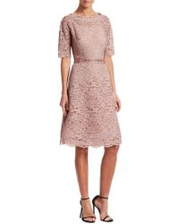 74c8bb59e6 Women's Teri Jon Casual and day dresses On Sale - Lyst