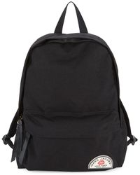 Marc Jacobs Logo Zip Backpack - Gray