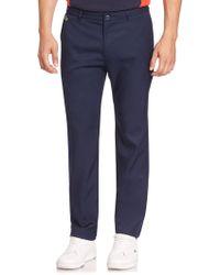 Lacoste - Sport Golf Technical Gabardine Pants - Lyst